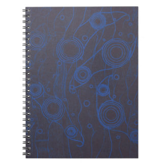 Black and Blue Notebooks