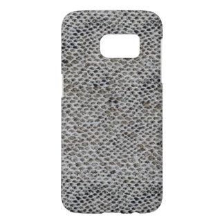 Black and Brown Snake Skin Pattern Samsung Galaxy S7 Case