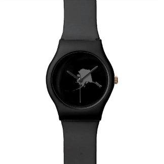 Black and Gray Alaska Watch