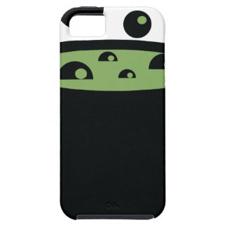 Black and Green Cooking Pot iPhone 5 Case