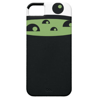 Black and Green Cooking Pot iPhone 5 Covers