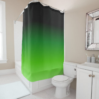 Black and Green Gradient 0921