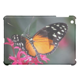 Black and Orange Spotted Butterfly 2 iPad Mini Cases