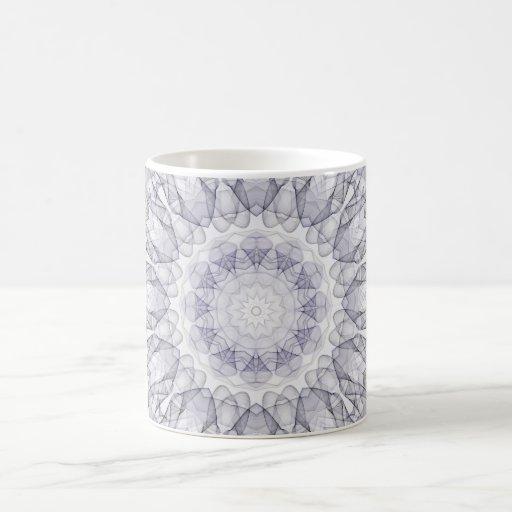 Black and Purple haze Kaleido Mug