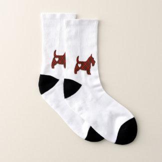 Black and Red Scottie Dog 1