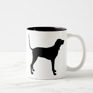 BlackandTanCoonhound Gear Mugs