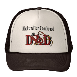 Black and Tan Coonhound Gifts Trucker Hat