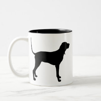 Black and Tan Coonhound Mugs