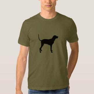 Black and Tan Coonhound Tshirt