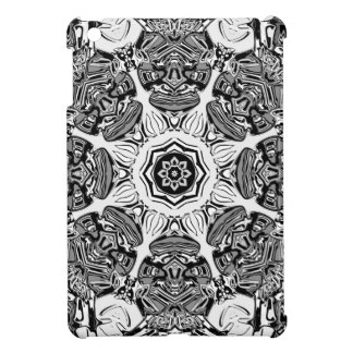 Black And White Abstract iPad Mini Case