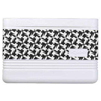 Black and white animal sylish classy pattern