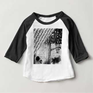 BLACK AND WHITE BABY T-Shirt