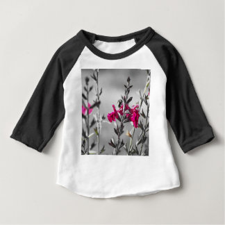 Black and White Bee Baby T-Shirt
