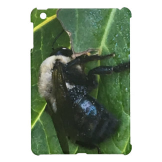 Black And White Bee Case For The iPad Mini