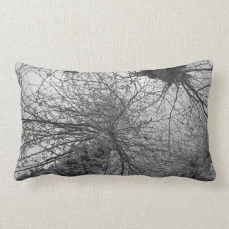 Black and White Birch Tree Pillows
