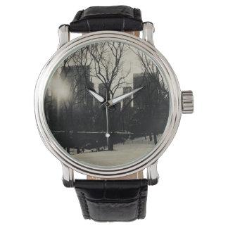 black and white, Brooklyn bridge, NYC Watch