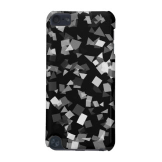 Black and White Confetti iPod Touch 5G Cover