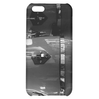 Black and white conga drums photo iPhone 5C cases