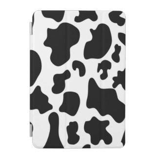 Black and White Cow print iPad Mini Cover