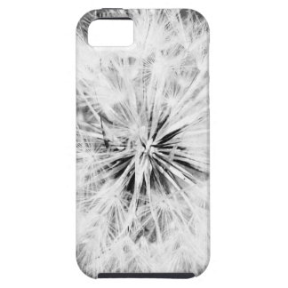 Black and White Dandelion iPhone 5 Covers