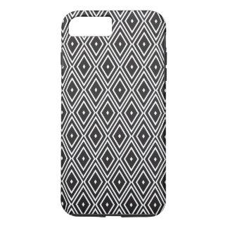 Black and White Diamonds iPhone 7 Plus Case