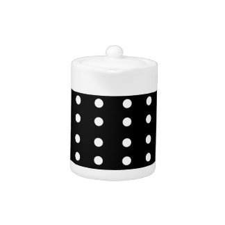 Black and white Dots / Vintage edition