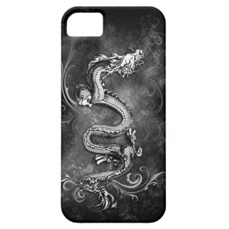 black and white dragon case iPhone 5 case