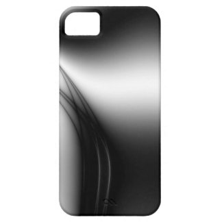 Black and White Estuary iPhone 5 Covers