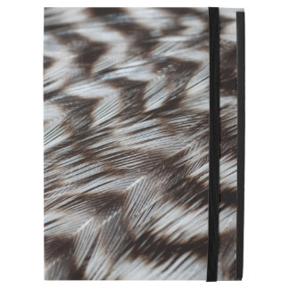 "Black and White Feathers in Detail iPad Pro 12.9"" Case"