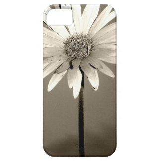 Black and White Flower Photo Case For The iPhone 5