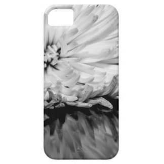 Black and White Flower Photo iPhone 5 Case