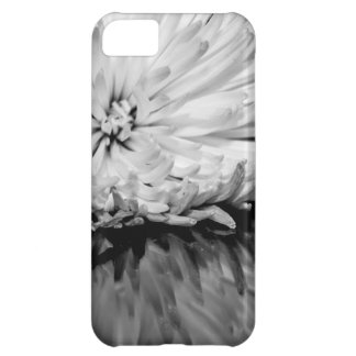 Black and White Flower Photo iPhone 5C Covers