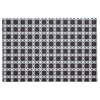 black and white geometric abstract design doormat