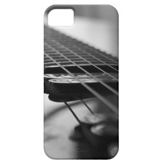 Black and White Guitar iPhone 5 Cover