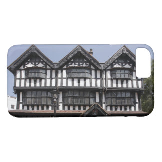 Black and White house in Hereford souvenir photo Case-Mate iPhone Case