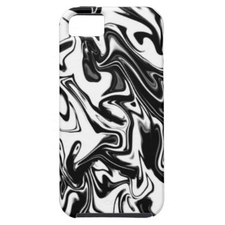 Black and White iPhone 5 Covers