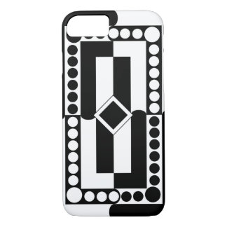 Black-and-white iPhone 8/7 Case