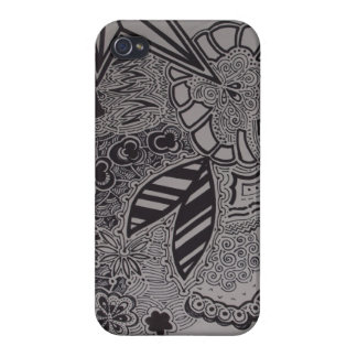 Black and White Iphone Case iPhone 4/4S Covers