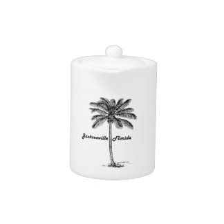 Black and White Jacksonville & Palm design