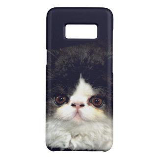 Black and White Kitten Case-Mate Samsung Galaxy S8 Case