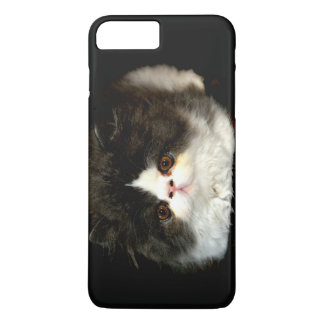 Black and White Kitten iPhone 7 Plus Case