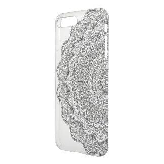 Black and white Mandala iPhone 8 Plus/7 Plus Case