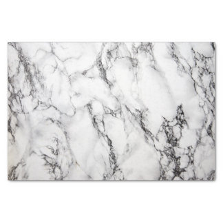 black and white marble stone texture tissue paper