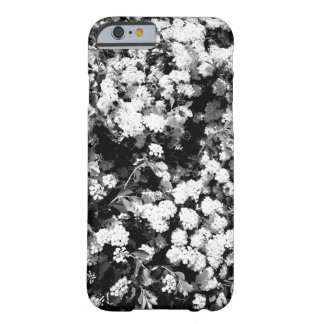 Black and white mask for the phone barely there iPhone 6 case