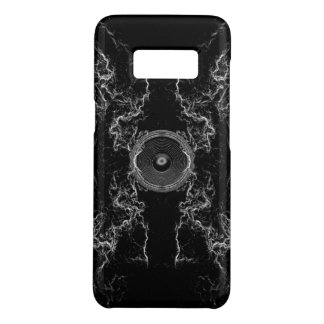 Black and white music speaker Case-Mate samsung galaxy s8 case