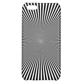 Black and White Optical Illusion I Phone Case iPhone 5C Covers