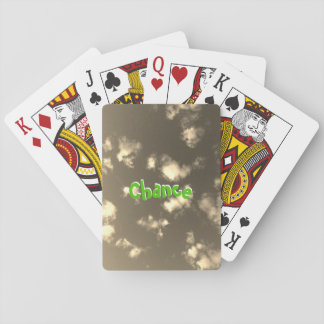 Black and White Playing Cards