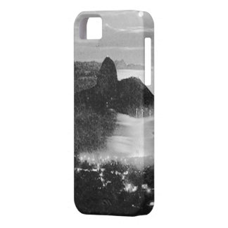 Black and White - Rio - Brasil iPhone 5 Case