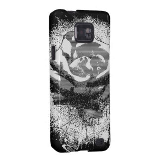 Black And White Rose Fine Art Galaxy S2 Cover