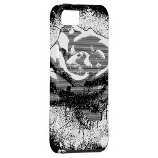 Black And White Rose Fine Art iPhone 5 Cover